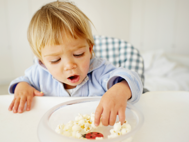 Choking Risks: Safe Foods to Feed Your Toddler