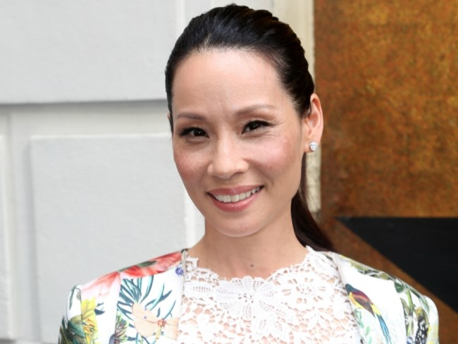 Lucy Liu Shares Beautiful Photo Of Baby Rockwell