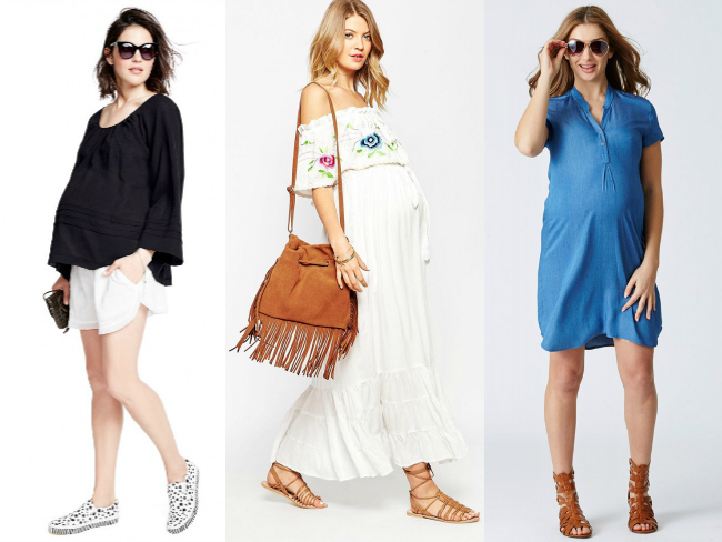 Pregnancy Fashion: 10 Easy Summer Maternity Looks