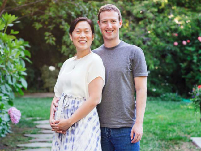 Muck Zuckerberg Shares Paternity Leave Plans