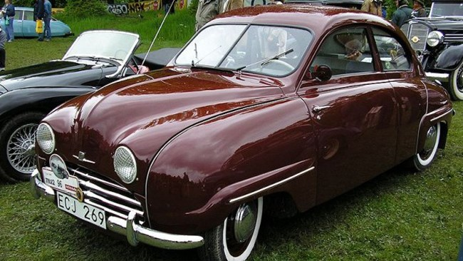 Saab planning revival of 1950's Saab 92