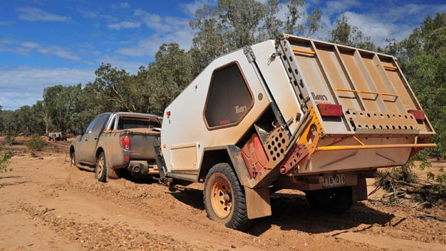 Tvan Tanami Camper Trailer Review 4x4 Australia