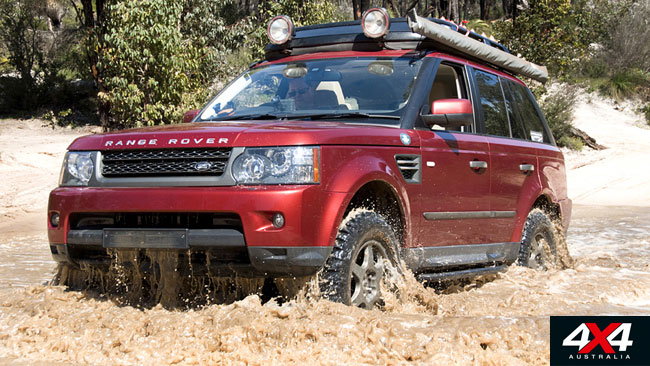 custom range rover sport 4x4 australia. Black Bedroom Furniture Sets. Home Design Ideas