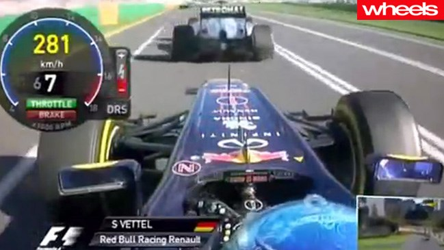 Wheels, magazine, Top 10 F1 overtakes for 2012, video