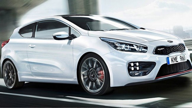 Kia gets hot with GTI rival