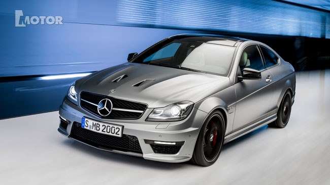 MOTOR magazine, Mercedes-Benz C63 AMG Edition 507