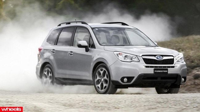 Review: Subaru Forester 2013, price, wheels magazine, Review: Subaru Forester, Interior, suv, video, pictures