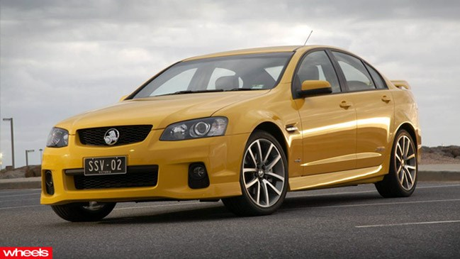 Cancel the funeral and file away the eulogies, the Holden Commodore is not dead after all.<P><P>