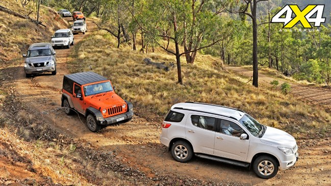 4x4 of the Year 2013, 4x4 magazine, australia, four-wh