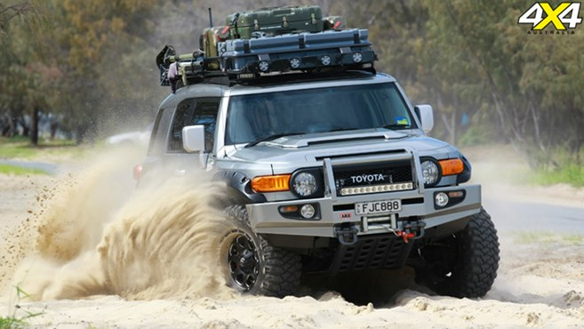 Supercharged, FJ Cruiser, 4x4 australia, 2013