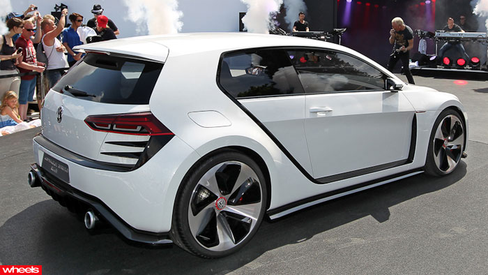 first pics the 370kw twin turbo vw golf wheels. Black Bedroom Furniture Sets. Home Design Ideas