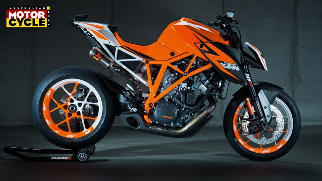 ktm, super, duke, 1290, prototype, goodwood, festival, of, speed
