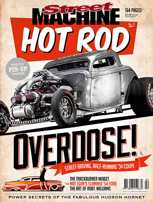 Street Machine Hot Rod 11