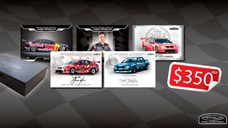 trading cards V8 Supercars Bathurst legends collectable limited edition motorsport Auto Action