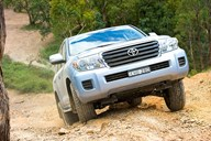 #10: Toyota Landcruiser - 8125 Sold