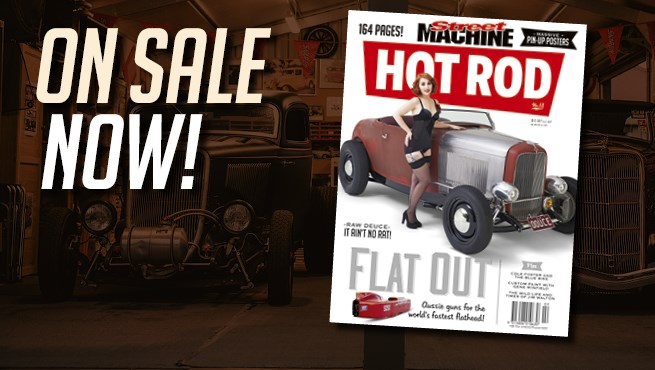 Hot Rod On Sale Now