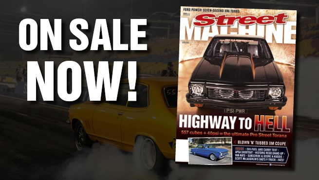 Street Machine July 2014