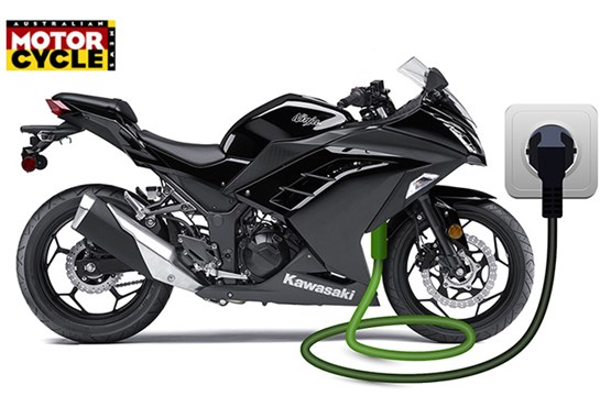 Kawasaki close to going electric