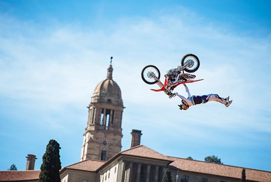 Sheehan first Australian to win X-Fighters championship