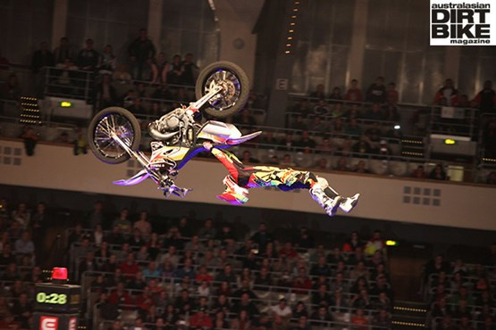 Maikel Melero is the new FMX World Champion