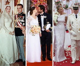 Grace Kelly, Prince Rainier III, Prince Carl Philip, Sofia Hellqvist, Princess Charlene, Prince Albert,