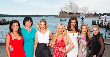 The Real Housewives of Sydney: 'It's going to get bitchy'