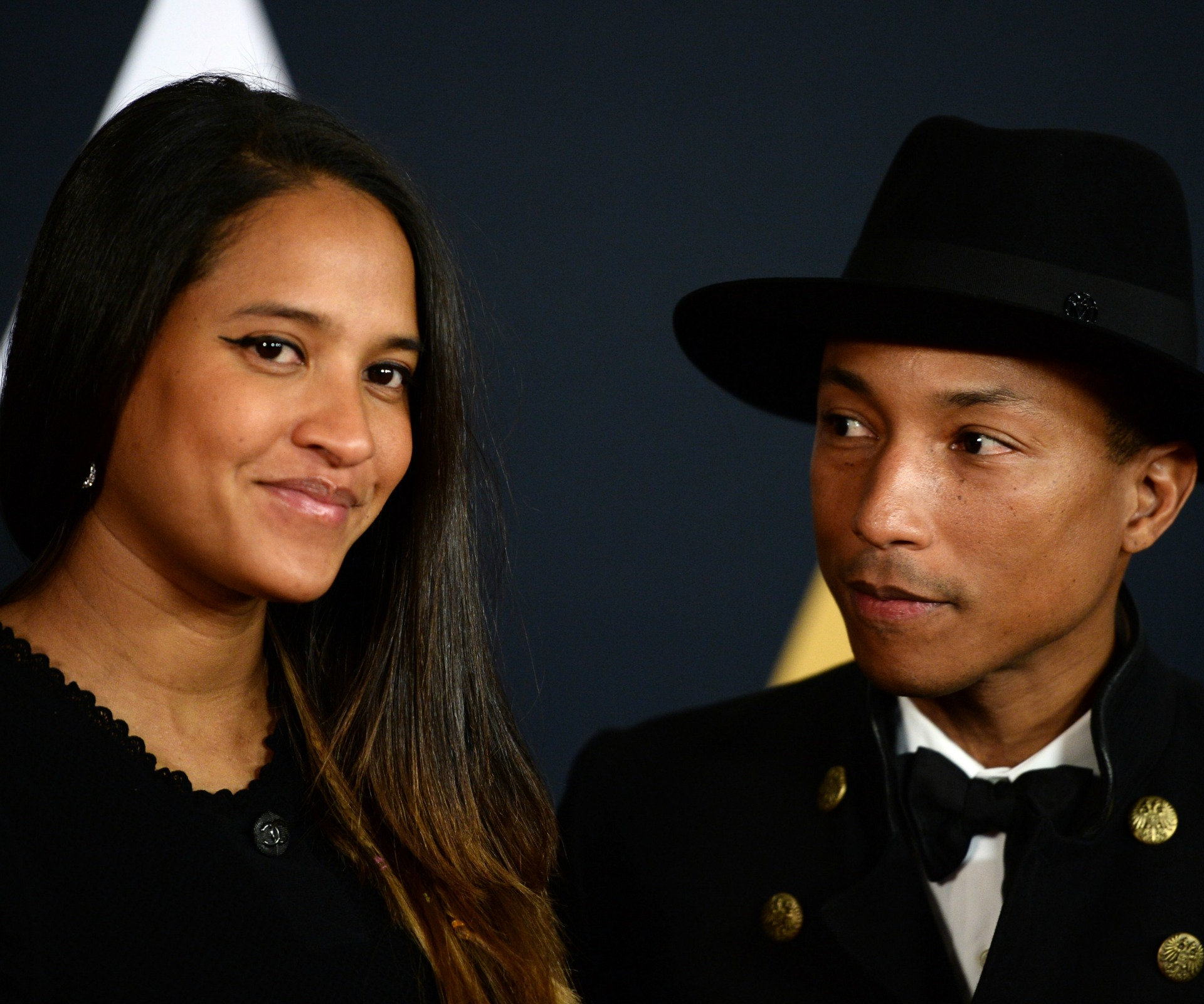 Pharrell & Helen Lasichanh Welcome TRIPLETS!!