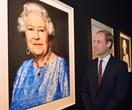 Queen Elizabeth II celebrates her Sapphire Jubilee with a stunning portrait