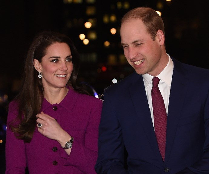 Prince William, Duchess Kate