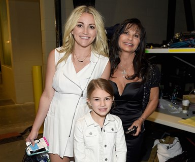 Jamie Lynn Spears' daughter Maddie is awake