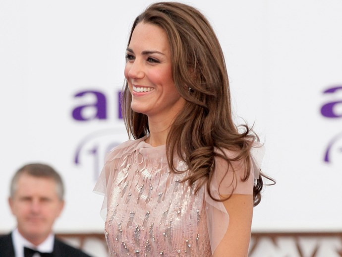 Catherine Duchess of Cambridge red carpet fashion