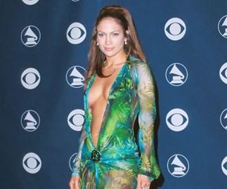 Jennifer Lopez Grammys