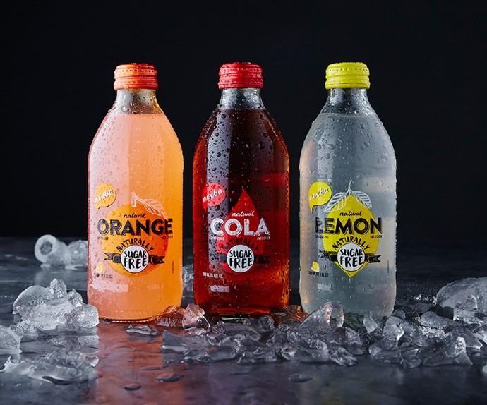 nexba sugar free soft drinks