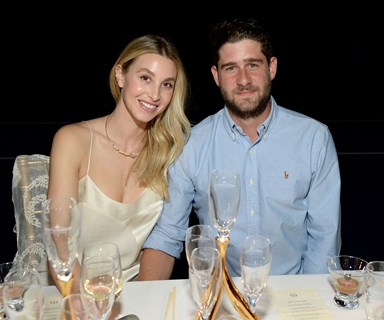 Reality TV star Whitney Port reveals she's expecting her first child
