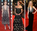 Duchess Catherine is the Queen of the red carpet at the 2017 BAFTAs