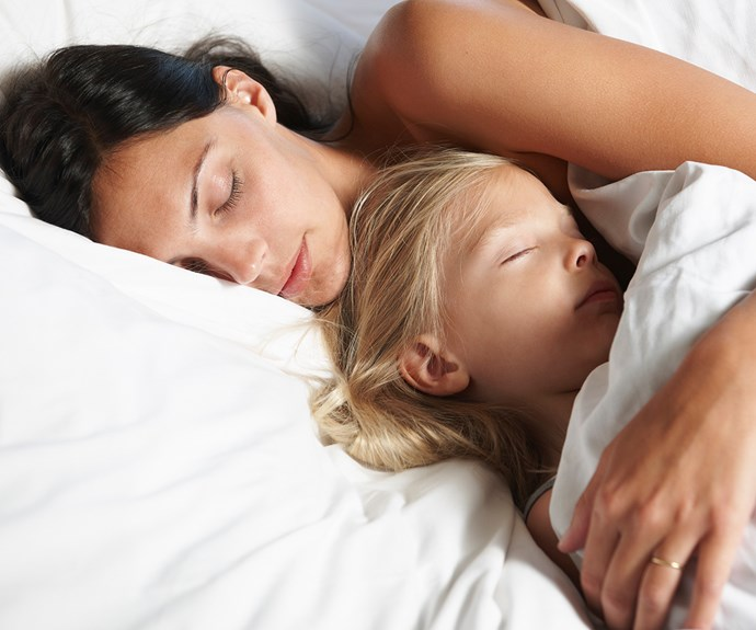 Mother co-sleeping with children, court puts them up for adoption