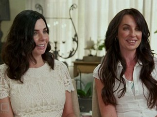Joanne Lees has discovered she has a long-lost Australian sister