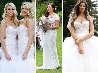 The Married At First Sight wedding dresses, ranked