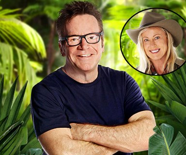 "I'm A Celeb's Tom slams Lisa: ""You're like Jane Lynch on Glee"""