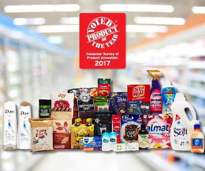 Win 1 of 50 Product of the Year hampers