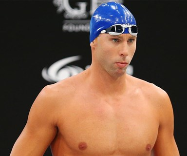 BREAKING: Olympian Grant Hackett arrested again