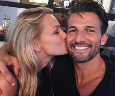 Are Tim Robards and Anna Heinrich about to get married?