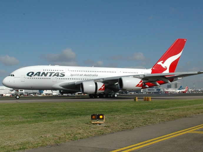 QANTAS shakes up its inflight entertainment system