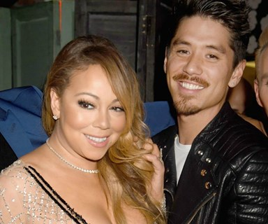 A very Mariah Valentine's Day... You have to see what Mimi and Bryan Tanaka did