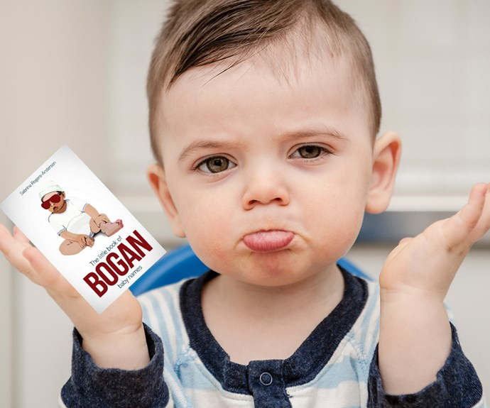 Introducing 'The Little Book of Bogan Baby Names'