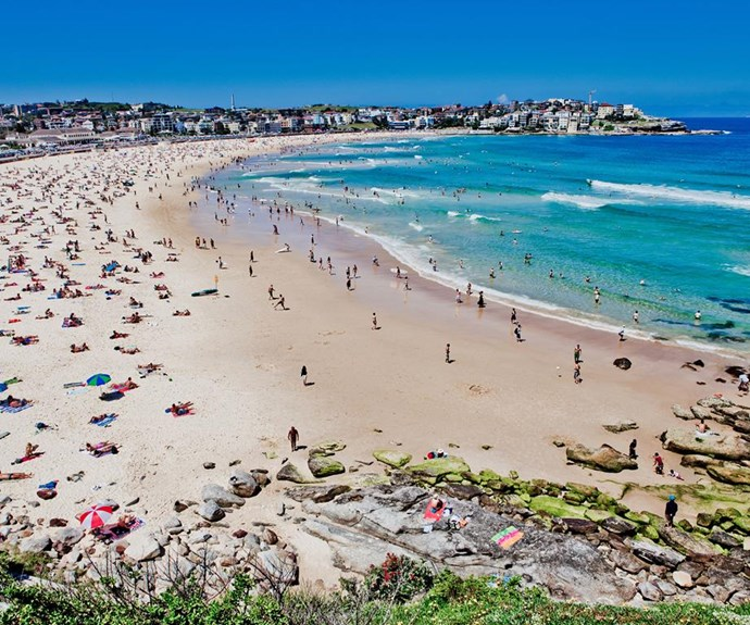 BREAKING: Man rushed to hospital after axe attack at Sydney's Bondi Beach