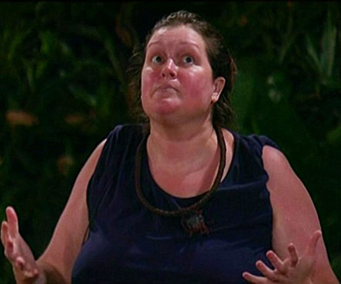 tziporah malkah, i'm a celebrity get me out of here