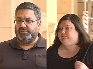 Couple charged with faking their own death threats to receive holidays and compensation