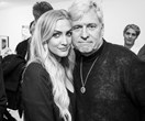 Ashlee Simpson's birthday message to cancer-stricken dad