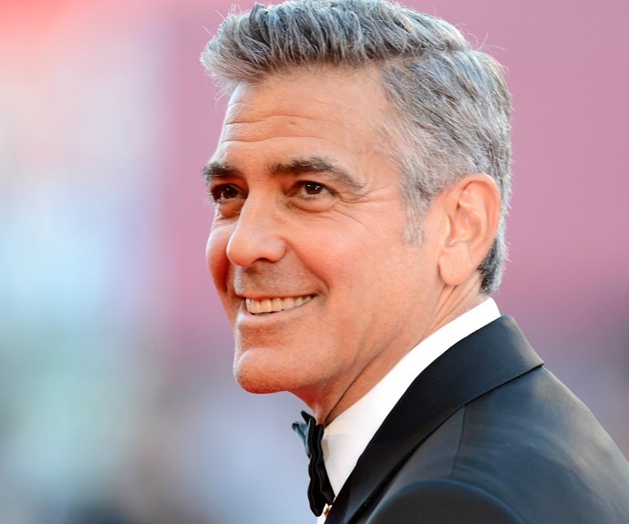 George Clooney opens up about becoming father